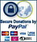 secure donations